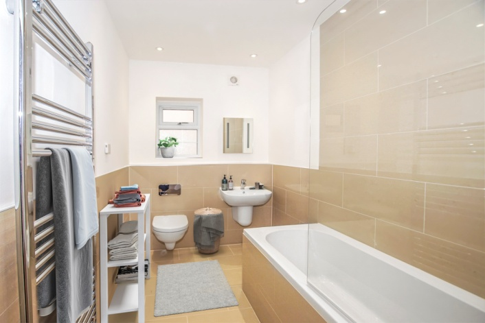 Bathroom - Plot 1 to 4