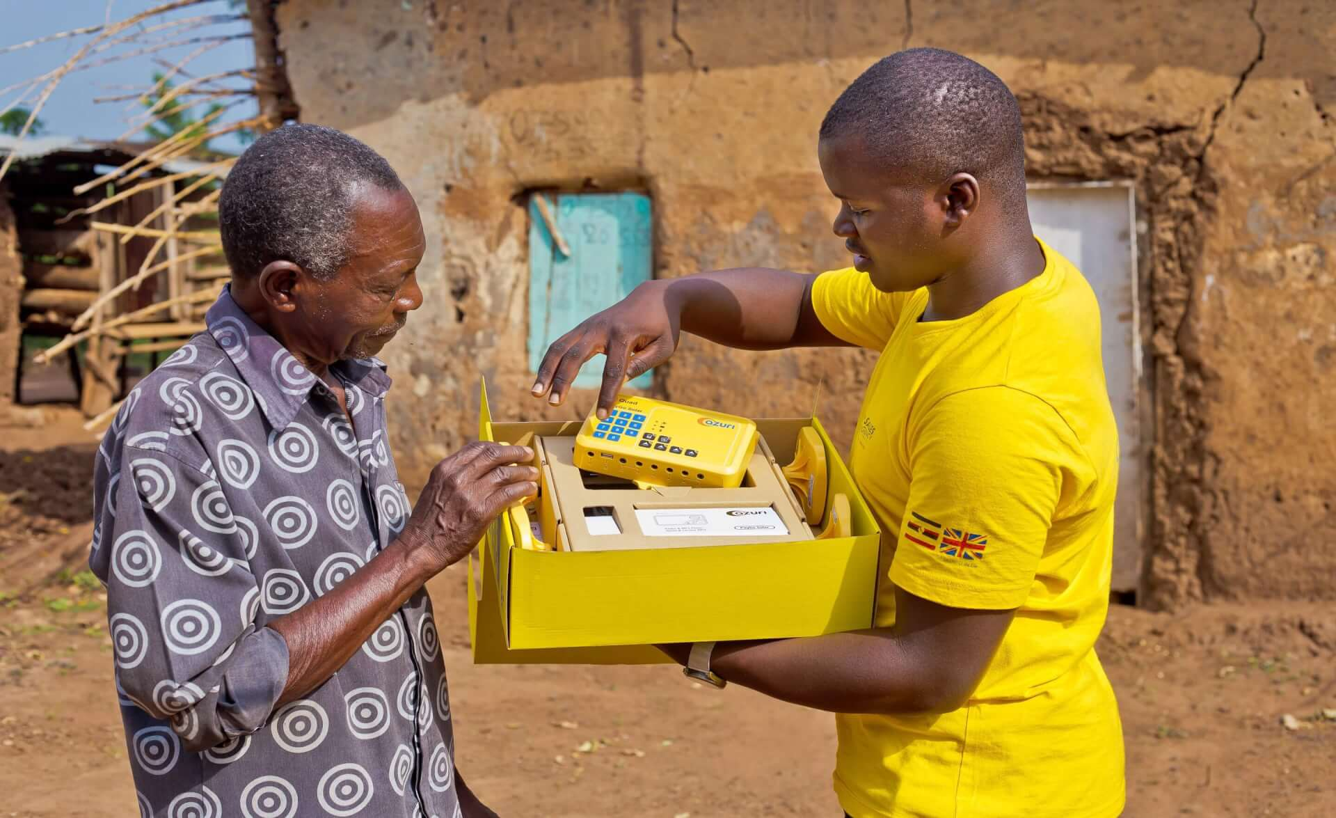 Azuri Raising Finance Case Study